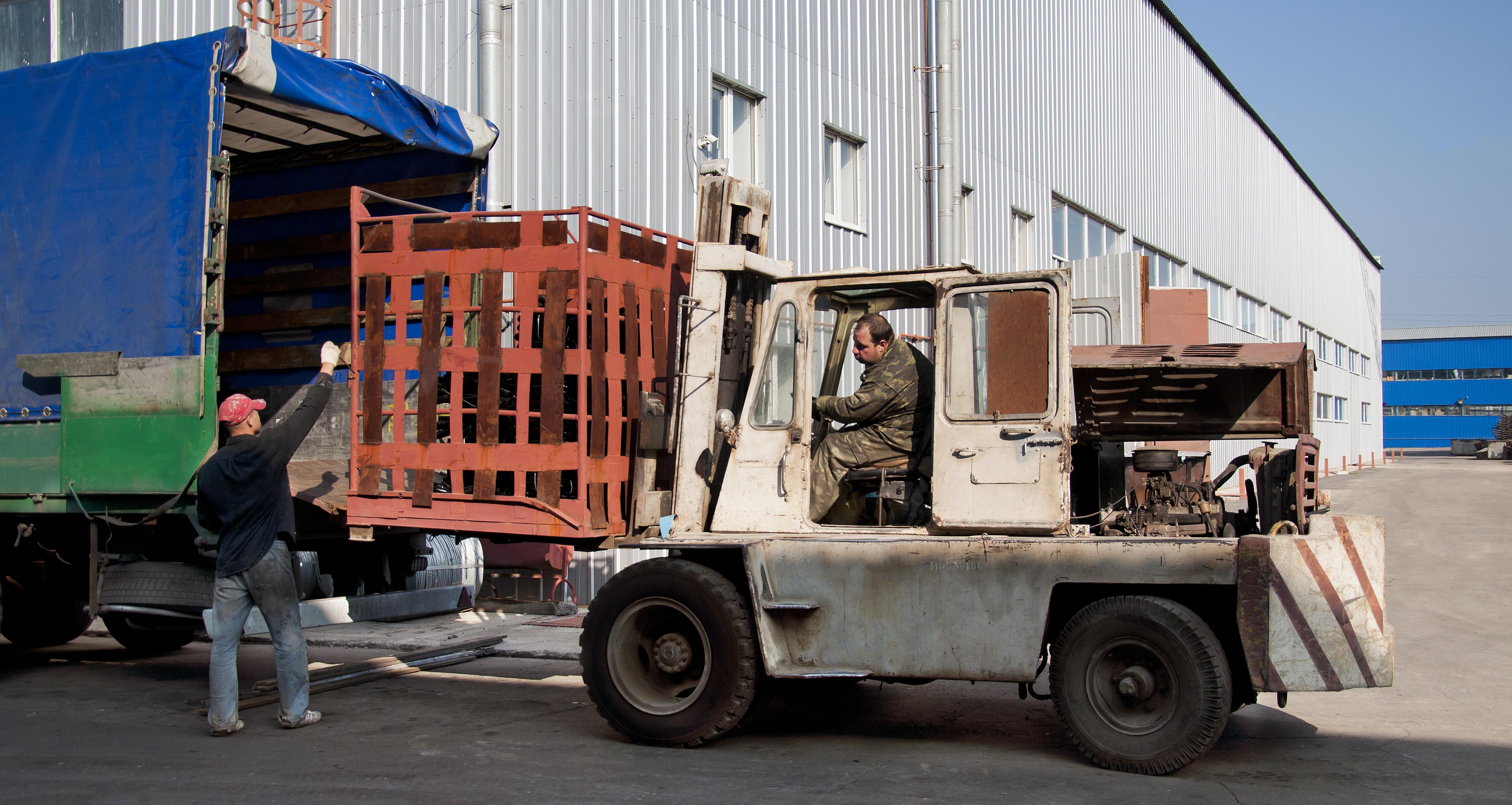 Компания Метид производитель и поставщик товаров из оцинковки и листовой стали