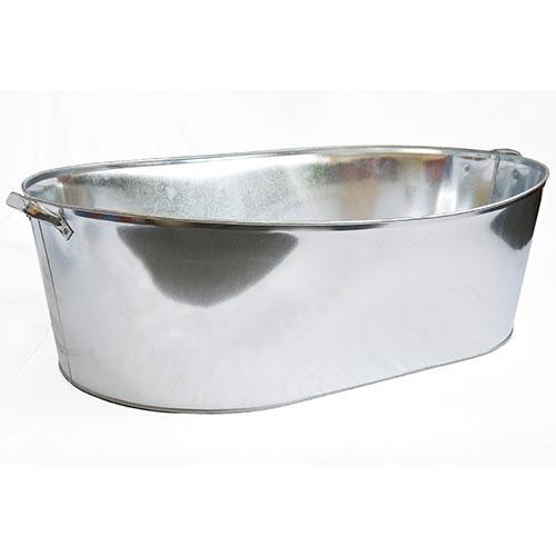 Ванна з оцинковки виробництва компанії 'Метид'